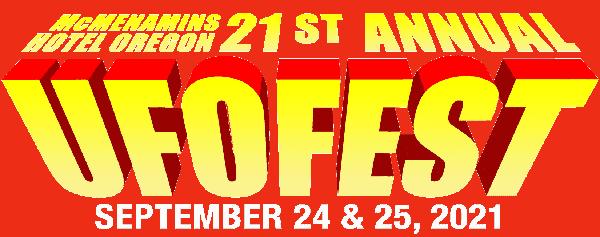 UFO Fest 2021 Dates