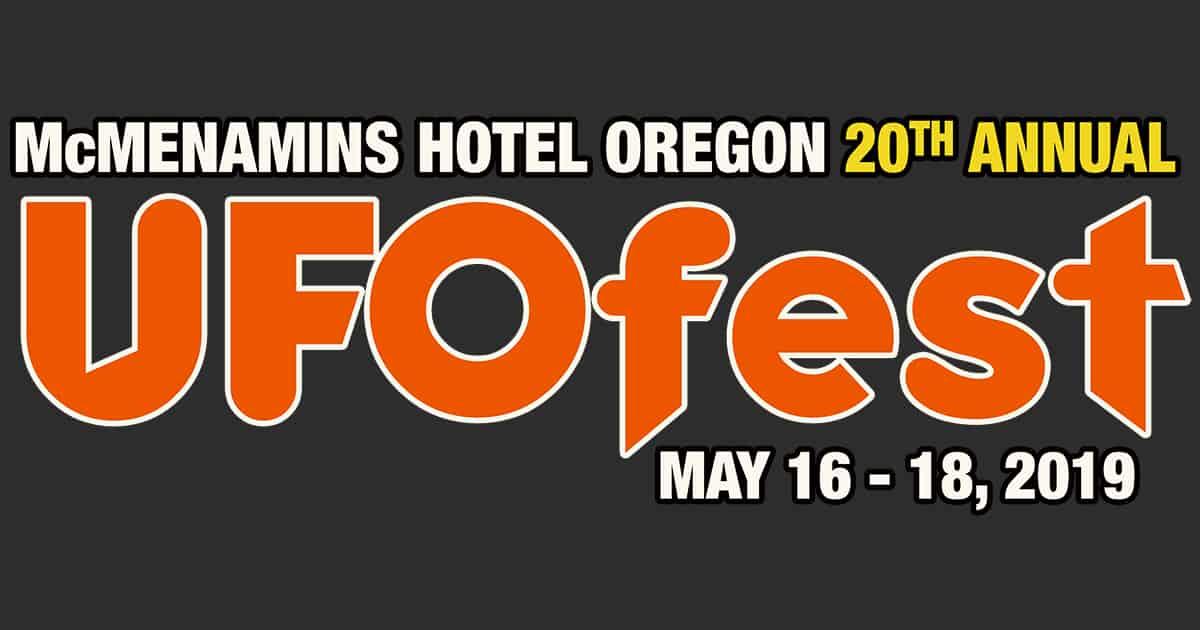 McMenamin's UFO Festival