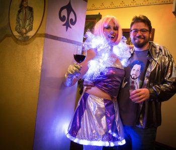 Glow in the Dark Light Party - McMenamin's UFO Festival