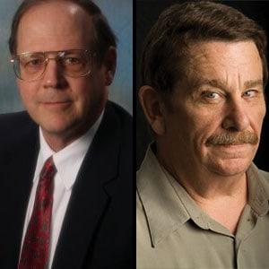 Jim Clarkson and Peter Davenport